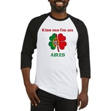 Aires Family Baseball Jersey