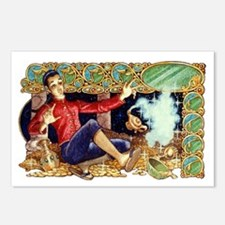 Aladdin's Lamp Postcards (Package of 8)