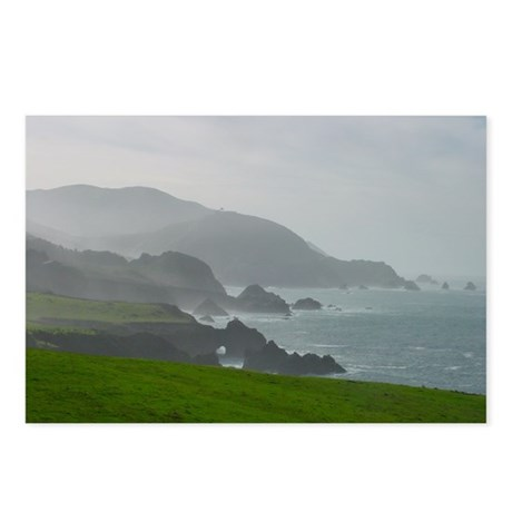 Big Sur Coast Postcards (Package of 8)