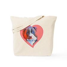 Adore-a-Bull Tote Bag
