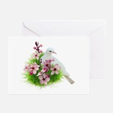 Spring Dove Greeting Cards (Pk of 20)