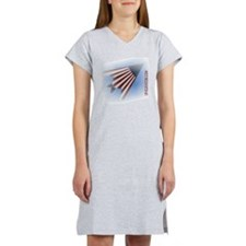 F117 Stars and Stripes Women's Nightshirt