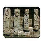 White Island Figures Mousepad