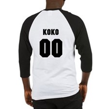 KOKO the MONKEY Baseball Jersey