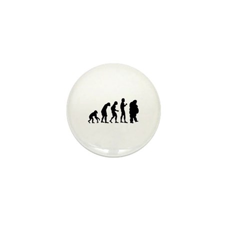 Evolution Mini Button (10 pack)