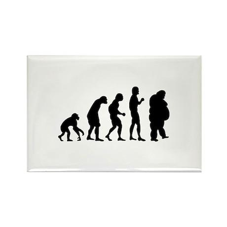 Evolution Rectangle Magnet (10 pack)