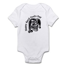 Happy April Fool's Day Infant Bodysuit