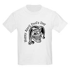 Happy April Fool's Day Kids T-Shirt