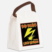 Bad Brains Live at the Fillmore A Canvas Lunch Bag