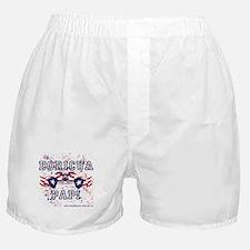 Boricua Papi Boxer Shorts