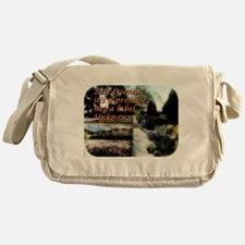 Best Friends Its A Promise - Unknown Messenger Bag