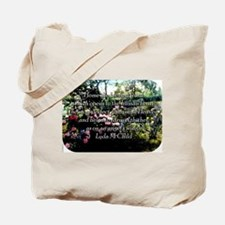 Home Is The Blessed Word - Child Tote Bag