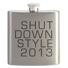 SHUTDOWN STYLE 2013 Flask