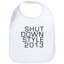 SHUTDOWN STYLE 2013 Bib
