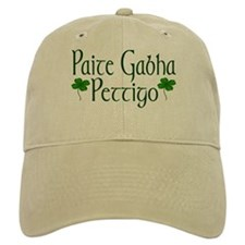 Pettigo (Gaelic/English) Baseball Baseball Cap