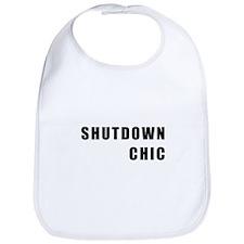 SHUTDOWN CHIC Bib