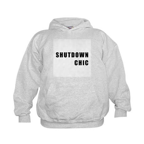 SHUTDOWN CHIC Hoody