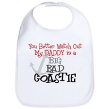 you better watch out, my dadd Bib