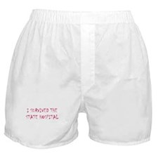 therapy102 Boxer Shorts