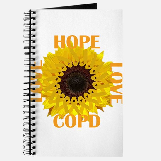 COPD Hope Sunflower Journal