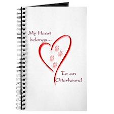 Otterhound Heart Belongs Journal