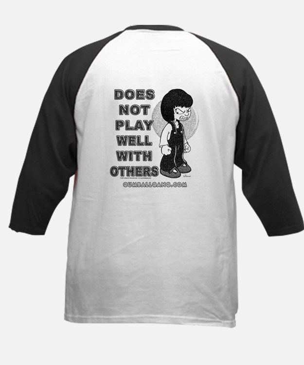 Does Not Play Well With Other Tee
