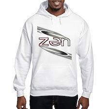 Zen Pierced Hoodie