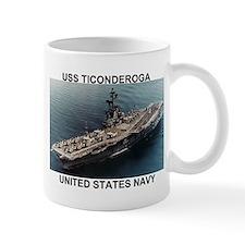 USS TICONDEROGA<BR>Coffee Cup