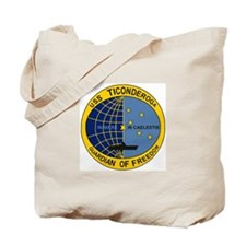 USS TICONDEROGA<BR>Tote Bag