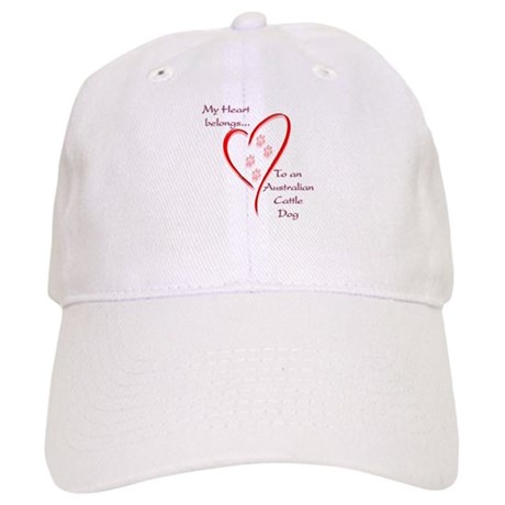 ACD Heart Belongs Cap