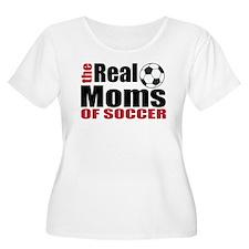 Soccer Mom Plus Size T-Shirt