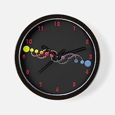 DNA Crop Circle Wall Clock