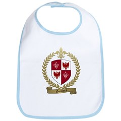 GUILLORY Family Crest Bib