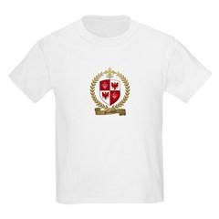 GUILLORY Family Crest Kids T-Shirt