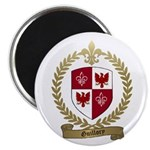 GUILLORY Family Crest Magnet