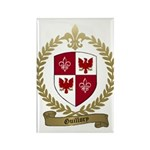 GUILLORY Family Crest Rectangle Magnet