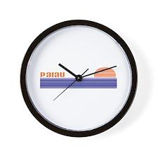 Cool Peleliu Wall Clock