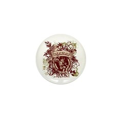 Paralegals Rock! Mini Button (10 pack)
