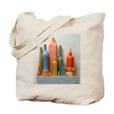 Acts of Fiction Tote Bag by Maria Porges