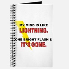 My Mind - Funny Saying Journal