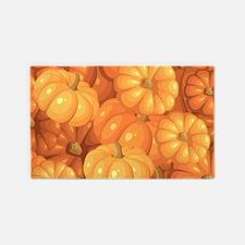 Pumpkins 3'x5' Area Rug