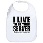 April Fools: Server Bib