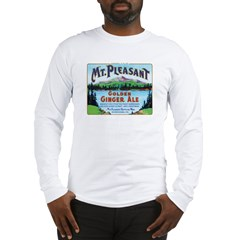 Vintage Maine Ad Long Sleeve T-Shirt