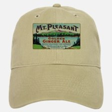 Vintage Maine Ad Baseball Baseball Baseball Cap (2 Colors)