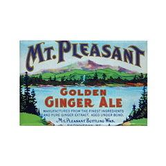 Vintage Maine Ad Magnets (10 pack)