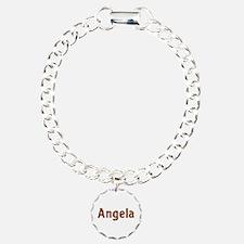 Angela Fall Leaves Bracelet