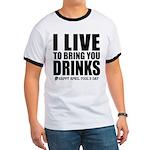 April Fools: Drinks Ringer T