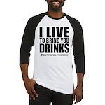 April Fools: Drinks Baseball Jersey
