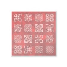 "ROUGE Square Sticker 3"" x 3"""