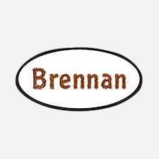 Brennan Fall Leaves Patch